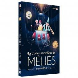 Les Contes merveilleux de Méliès en couleurs