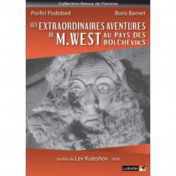 Les Aventures extraordinaires de M. West au pays des bolcheviks