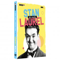 Stan Laurel : solo comedies de 1918 à 1925