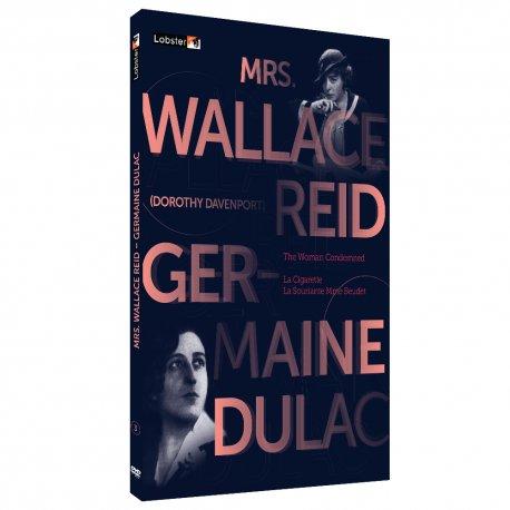 Mrs. Wallace Reid & Germaine Dulac